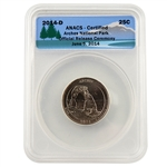 2014 Utah Arches National Park Quarter - Release Ceremony - Generic