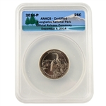 2014 Florida Everglades National Park Quarter - Release Ceremony - Generic