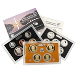 2015 US Silver Proof Set - Modern (14 pc)
