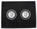 2015 Kennedy Half Dollar - P/D Pair - Uncirculated - PB Box