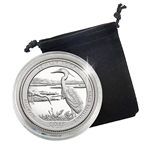 2015 Bombay Hook National Wildlife Refuge - San Francisco - Silver Proof in Capsule