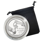 2015 Saratoga National Historical Park - San Francisco - Silver Proof in Capsule