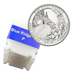 2015 Blue Ridge Parkway - Philadelphia - Uncirculated Roll of 40