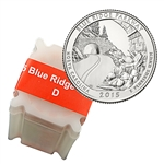 2015 Blue Ridge Parkway - Denver - Uncirculated Roll of 40