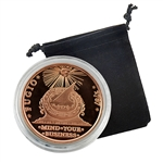 Fugio Cent - 1oz Copper Medallion - Proof Like