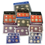 Vintage Proof Set Bundle