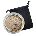 1925 Peace Dollar - San Francisco - Circulated