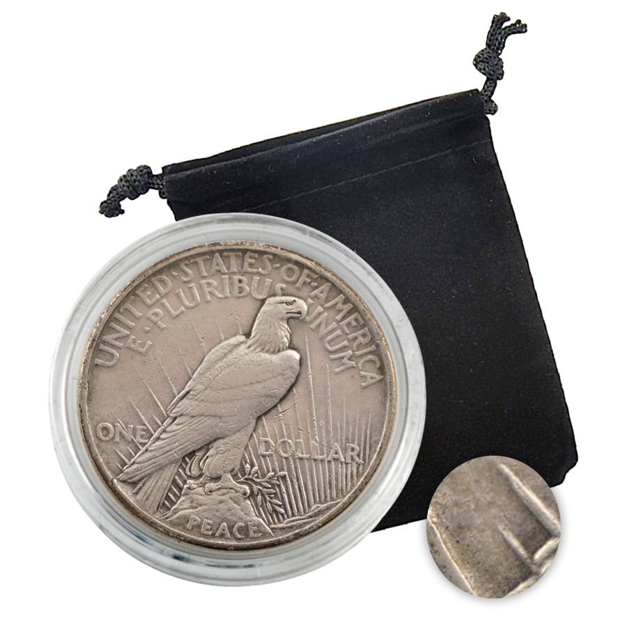 1928 Peace Dollar Philadelphia Mint Circulated