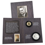 2015 Lyndon B. Johnson Coin & Chronicle Set