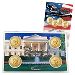2015 Presidential Dollar Set - Denver Mint - Lens