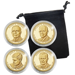 2015 Presidential Dollar Set - San Francisco Mint - Capsules