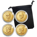 2015 Presidential Dollar Set - Philadelphia Mint - Capsules