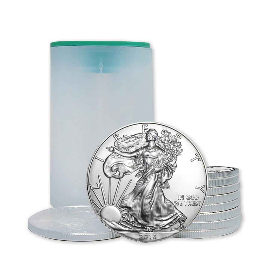 2016 American Silver Eagle Ngc Gem Bu Houston Astros Label