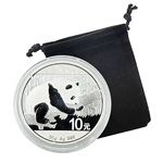 2016 China Silver Panda -1oz - Proof Like