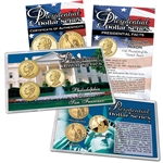 2016 Richard M. Nixon Presidential Dollar - PDS Lens Set