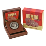 2016 Disney 1oz Silver Dumbo 75th Anniversary