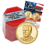 2016 Gerald R. Ford Presidential Dollar - Certified Denver Roll