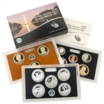 2016 US Silver Proof Set - Modern (13 pc)