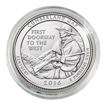 2016 Cumberland Gap Nat'l Historical Park - Denver - Uncirculated in Capsule