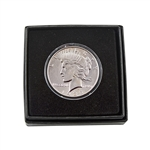 1935 Peace Dollar - San Francisco - Super Slider