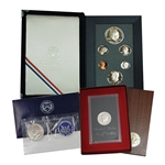 "Significant ""Secret"" Silver Eisenhower Dollars - 3pc Set"