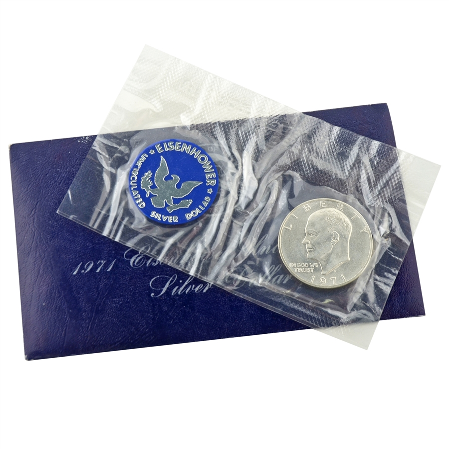 3 $5.95 1st Year of Issue 2006 BURNISHED SILVER EAGLE Box NO COIN or POUCH
