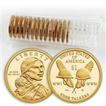 2016 Native American Dollar - Proof - Roll of 20