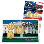 2016 Presidential Dollar Set - Philadelphia Mint - Lens