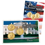 2016 Presidential Dollar Set - Denver Mint - Lens