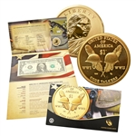 2016 Native American Coin & Currency - Code Talkers Set