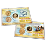 2004 Sacagawea Gold Dollar 3pc Lens Set - PDS