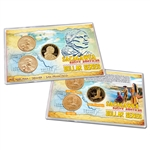 2005 Sacagawea Gold Dollar 3 pc Lens Set