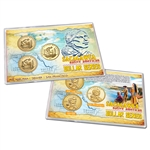 2009 Native American  Dollar 3 pc Lens Set - PDS