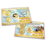 2012 Native American  Dollar 3 pc Lens Set - PDS
