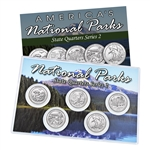 2016 National Parks Quarter Mania Set - Philadelphia - Uncirculated