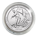 2016 Fort Moultrie - Philadelphia - Uncirculated in Capsule