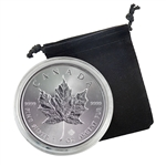 2017 Canadian Maple Leaf - 1 oz. Silver - Uncirculated