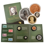 2014 Franklin D. Roosevelt Coin & Chronicle Set