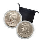 1998 Kennedy Half Dollar P & D Set