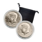 1976 Kennedy Half Dollar P & D Set