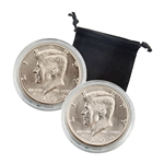 1994 Kennedy Half Dollar P & D Set