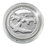 2017 Effigy Mounds National Monument - San Francisco - Proof in Capsule
