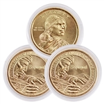 2017 Native American Dollar - Philadelphia & Denver - Uncirculated