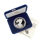 2017 American Silver Eagle - Proof - Original Government Packaging