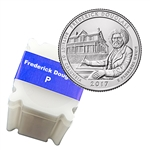 2017 Frederick Douglass National Historic Site - Philadelphia- Uncirculated Roll (40)