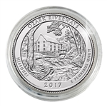 2017 Ozark National Scenic Riverways - Denver - Uncirculated in Capsule