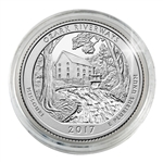 2017 Ozark National Scenic Riverways - Denver - Platinum Plated in Capsule