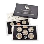 2017 225th Anniversary Enhanced Uncirculated Coin Set