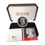 2017 BVI Kennedy - 100th Anniversary - 5 oz Silver Proof