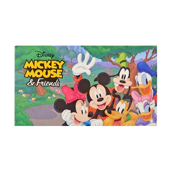2017 Disney's Mickey Mouse & Friends Silver Currency